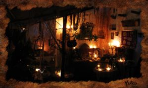 Jack Sparrow's house by MMystery92