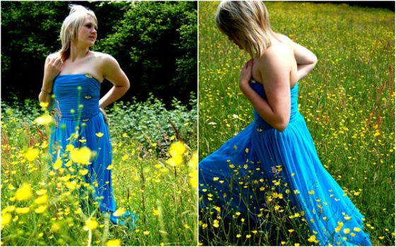 Just Blue And Yellow ... by stuk-in-reality