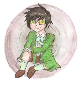 FA: Jakecard by Leafy--Greens