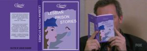 Lesbian Prison Stories HouseMD by hannsamu