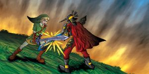 Duel by UltimAXE