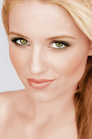 Colorize Dianna Agron by BLAxBLA
