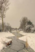 My Winter Wonderland 4 by Amalphi
