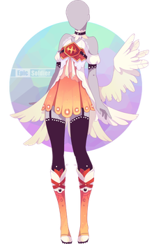 Outfit adoptable 62 (CLOSED!!) by Epic-Soldier