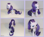 Rarity Toy by tertunni
