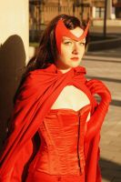 Scarlet Witch by NatRomanov