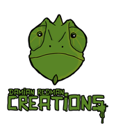 Deviant ID - Chameleon logo by Vecthand