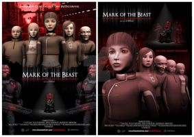 Mark of the Beast Posters by theanimeister