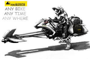 Touratech Speeder by Chavito34