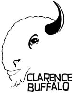 Clarence Buffalo by SamWolk