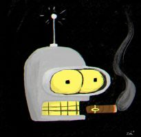 Bender by zoemoss