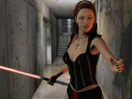 Sith Lady by Erevia