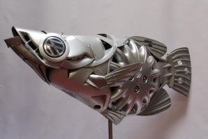 Archerfish by HubcapCreatures