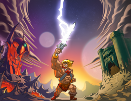He-Man: The Most Powerful Game in the UniverseTM by Ventimiglia