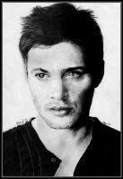 Jensen Ackles: Joint Project by Ninzz-MiniGoth