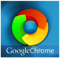Google Chrome Dock Icon by mustafahaydar