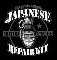Japanese Repair Kit by darquem