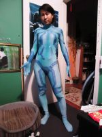 Halo - Cortana WIP 4 by Hyokenseisou-Cosplay
