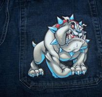 Bulldog by JNCO6921
