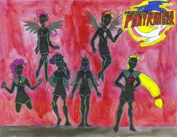 Friendship Sentai Ponyranger: The Story by Gojira007