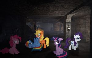 MLP zombies are magic by 1vonreich123