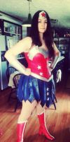 Wonder Woman Progress by Ashillingburg