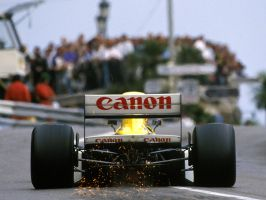 Thierry Boutsen (1990) by F1-history