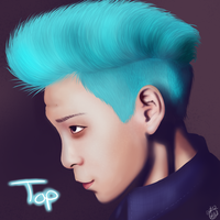 Top from Big Bang by KayMarie94