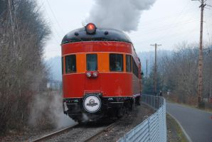 SP 2955 James J. Gilmore on the Holiday Express 2 by TaionaFan369