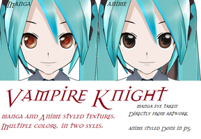 Vampire Knight Eye Texture -DL by MMDFakewings18