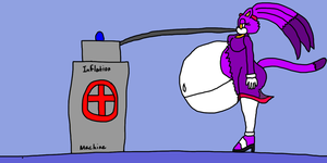 R: Blaze and the inflation Machine p.6 - Redrawed by TruePhazonianForce
