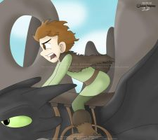 .:HTTYD - Test Drive:. by Perry-the-Platypus