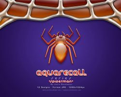 AquaRecall Series - Spiderman by weboso