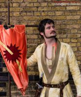Prince Oberyn 5 by TPJerematic