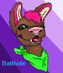 Batty Batitude ADOPT by Hoof-Rot