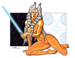 KOtM Feb '07: Shaak-Ti by TCatt