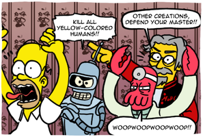 The Simpsons Game by theEyZmaster