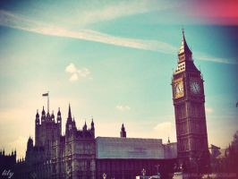 Big ben's soul by LilyBulle