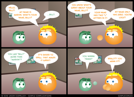 SC367 - Aquarius Thanksgiving 7 by simpleCOMICS