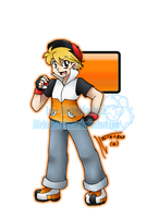 X-PokeSpe+ Profile-Orange-X by liliebiehlina3siste