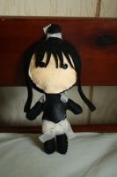FMA Lan Fan Plush by PorcupineTreeHugger