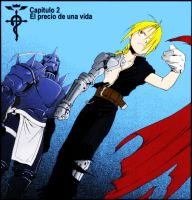 Full Metal Alchemist Colored by 18seventy