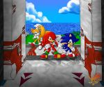 Breaking into the Ocean Palace by sonicolas