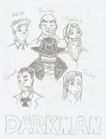 Who is the Darkman? by Faybos