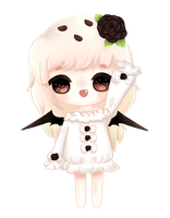 AT: muffin-doll by Oldivory