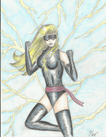 Ms. Marvel by Palyansquest