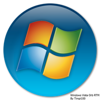Windows Vista Orb RTM by Timpi100