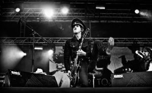 Turbonegro 2009 by KennethLehtinen