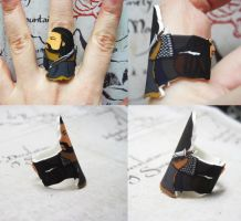 Thorin Oakenshield Ring by otterling
