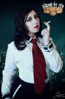 Elizabeth Burial at Sea - nearly done by Gekroent